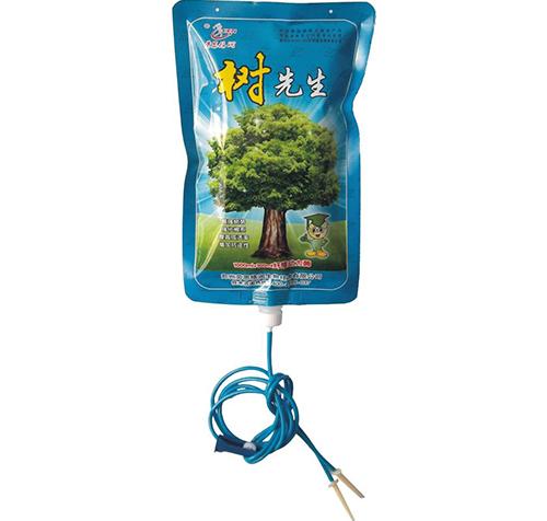 大树移栽吊针液
