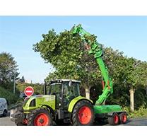 大树修剪机